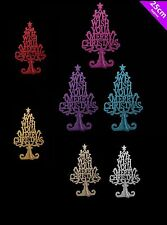 Glitter Wish Tree Stand Table Feature Centre CHRISTMAS DECORATIONS DECORATION