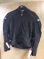 Joe Rocket Phoenix 5.0 Motorcycle Jacket Black Medium M 851-4003 Discount Sale
