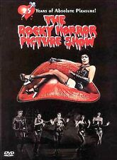The Rocky Horror Picture Show (DVD, 2000, 2-Disc Set) TIM CURRY, COMES COMPLETE