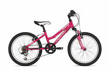 "Ridgeback Harmony 20"" Girls Mountain Bike Bicycle Pink Raspberry Shimano"