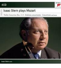 Isaac Stern plays Mozart - CD (4) Sony Classical NEW