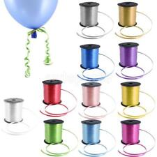 225M Colour Balloon Curling Ribbon Wedding Birthday Gift Craft Party Supplies