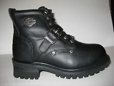 NEW HARLEY-DAVIDSON WOMEN'S RIDING BOOTS D81024 FADED GLORY