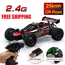 25km/h 1/20 2WD High Speed Radio Remote control RC RTR Racing buggy Car Off Road