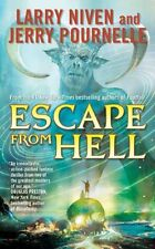Escape from Hell (Tor Science Fiction),PB,Larry Niven, Jerry Pournelle - NEW