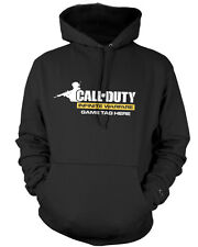 CALL OF DUTY INFINITE WARFARE ADULT HOODIE PERSONALISE WITH GAME TAG Xbox COD