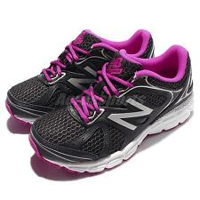 New Balance W560RB6 D Wide Black Purple Women Running Shoes Sneakers W560RB6D
