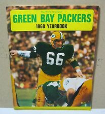 Green Bay Packers 1968 Football Yearbook Signed by Editor Art Daley    T*