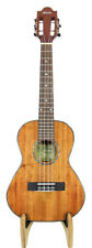 Alulu Solid Authentic Hawaiian Koa Tenor Ukulele Hard Case BU645-BU649