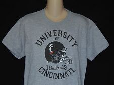 Cincinnati Bearcats Football Tee Shirt Boys YOUTH Size Medium NCAA Team Apparel