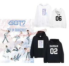 GOT7 Fly Concert in seoul Hoodie Sweater Unisex TURBULENCE Jacket Pullover Coat