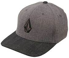 Volcom Full Stone Heather Hat - Pewter - New
