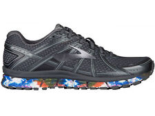 NEW MENS BROOKS ADRENALINE GTS 17 RUNNING SHOES TRAINERS NIGHT SKY / ANTHRACITE