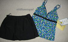NEW Suit Yourself Hip Hider Skirted Tankini Swimsuit SIZES 16W 16 18W 18 20W 20