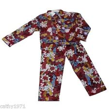 BNWT Boys Flannelette Winter Pjs/Pyjamas - Various Sizes 2,3 & 6
