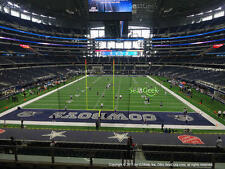 2 Cotton Bowl 200 Level Tickets 1/2/17
