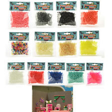 500X Mini Hama Beads Fuse DIY Beads for Handmaking Toys Pegboard Xmas Gift  HU