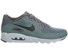 NEW MENS NIKE AIR MAX 90 ULTRA RUNNING SHOES TRAINERS HASTA / DARK GREY / PURE
