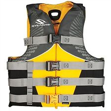 2000015191 Stearns PFD 5974 Women's Infinity Life Jacket Vest S/M Gold C004