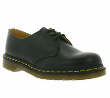 NEW Dr. Martens 1461 Smooth Shoes Leather Shoes Lace Up Black Low shoes 10085001