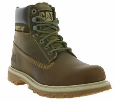 NEW CATERPILLAR Colorado Men's Shoes Boots Brown P708190 Winter Boots