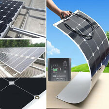 SunPower 100W/200W/300W/400W/500W/1KW Semi Flexible Mono Ultra Thin Solar Panel