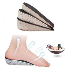 Memory Foam Elasticity Shoe Increased High Insole Insert Pad Lift Heel Cushion