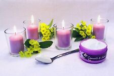 Scented Candle - Votive Candles in a choice of beautiful fragrances