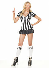 Sexy Referee Game Official Fancy Dress Costume