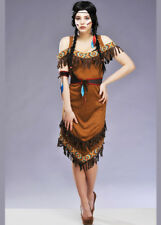 Womens Native Princess Indian Costume
