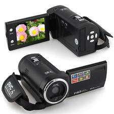 "Digital Video Camcorder Camera HD 720P 16MP DVR 2.7"" TFT LCD Screen 16x ZOOM SP"