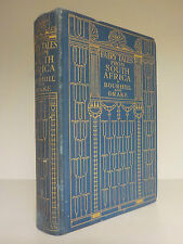 Bourhill and Drake - Fairy Tales From South Africa - Macmillan - 1908 (ID:619)