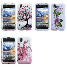 For LG Optimus Black P970 Design Snap-On Hard Case Phone Cover