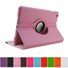 360 Rotating Ultra Slim Smart Cover PU Leather Case Stand For Apple iPad 2 3 4