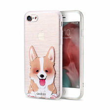 Lovely Animal Pattern Relief Case for iPhone Cover for Samsung Galaxy S6 S7 Edge