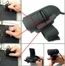 Finger Mouse Mouse USB 3D Black Wireless / Wired Optical Mouse PC Ring Lazy