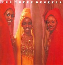 Three Degrees - Three Degrees: bbr REMASTERS cd