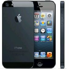New in Sealed Box Factory Unlocked APPLE iPhone 5 / 4s Black White Smartphone AS