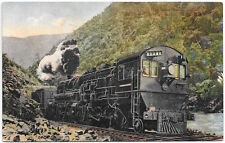Postcard Southern Pacific Co's Latest Type Compound Malet Engine~102935