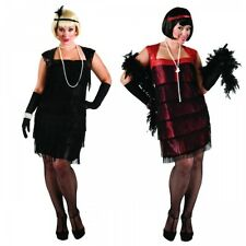 Flapper 1920's Roaring 20s Dress Costume Halloween Fancy Dress