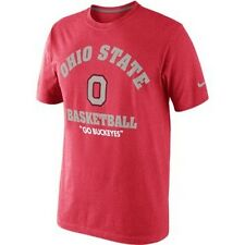 Ohio State Buckeyes NWT Nike t-shirt Basketball BUCKS NCAA Big 10 new with tags