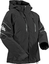 HMK Action 2 Womens Snowmobile Jacket Black