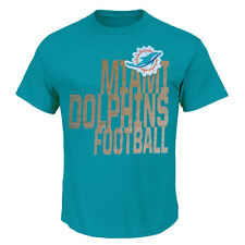 Miami Dolphins Patch NFL T-shirt