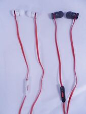 Beats by Dr. Dre urBeats In-Ear Wired Headphones Earbuds for iPhone Black White