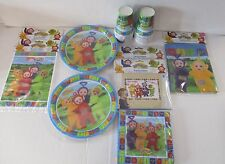 Teletubbies Tableware decoration- Napkins Cups ect - Create Your Own Party Pack