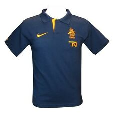 Holland The Netherlands Nike Soccer Polo Shirt NWT KNVB Clockwork Oranje Dutch