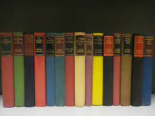 The Reprint Society - Popular Novels - 15 Books Collection! (ID:42273)
