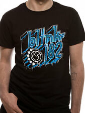 Official Blink 182 (Text) T-shirt - All sizes