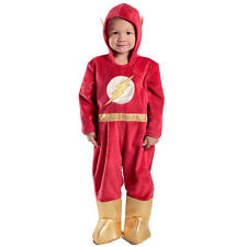 Flash Premium Jumpsuit Halloween Costume - Toddler Size