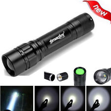 5000LM CREE XML LED 18650 Battery Waterproof Flashlight Powerful Torch Lamp